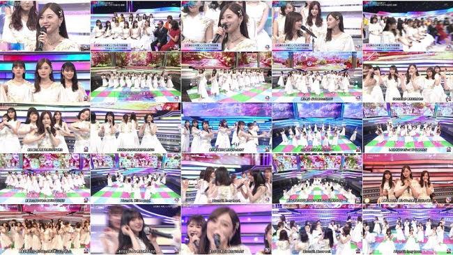 200306 (720p+1080i) Music Station (Nogizaka46 Part)