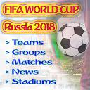 Fifa World Cup Schedule 2018  News Groups Stadiums APK