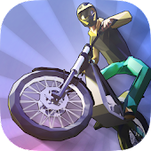 Moto Delight - Trial X3M Bike Race Game