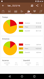 Runtastic Mountain Bike PRO APK 7
