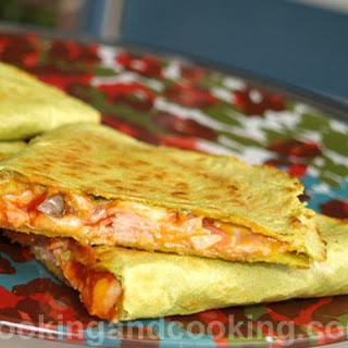 Cheese Quesadilla Mozzarella Recipes