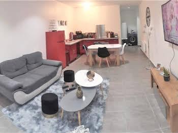 Appartement 3 pièces 75,6 m2