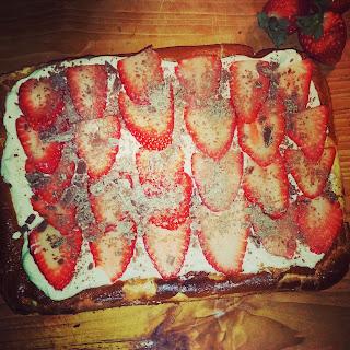 Flourless Vanilla Sponge Cake.