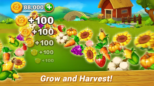 Solitaire - Harvest Day android2mod screenshots 4