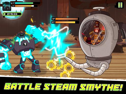 Ben 10 - Omnitrix Hero: Aliens vs Robots 1.0.5 14