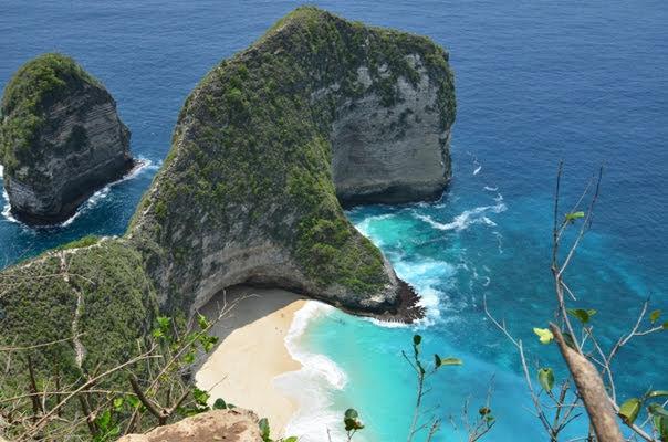 Kelinking Beach, Nusa Penida