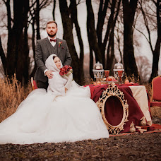 Wedding photographer Alena Komarova (AlenaKomarova). Photo of 16.11.2015