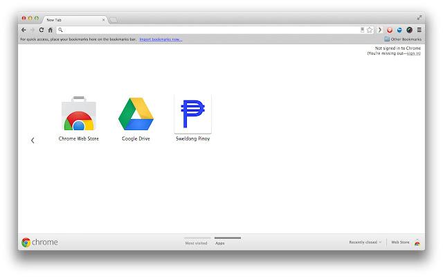 Sweldong Pinoy  Chrome Web Store