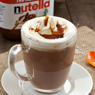 Nutella Chocolate Drink Recipes