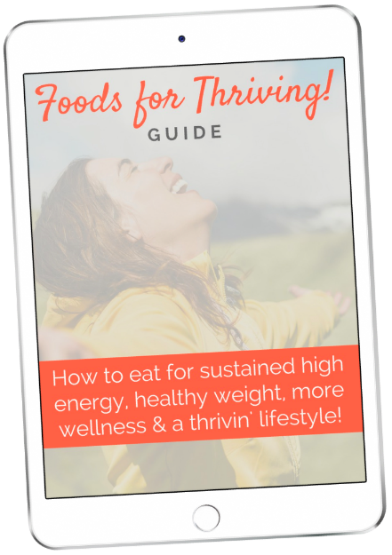 Foods for Thriving Guide