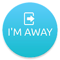 I'm Away - send messages icon