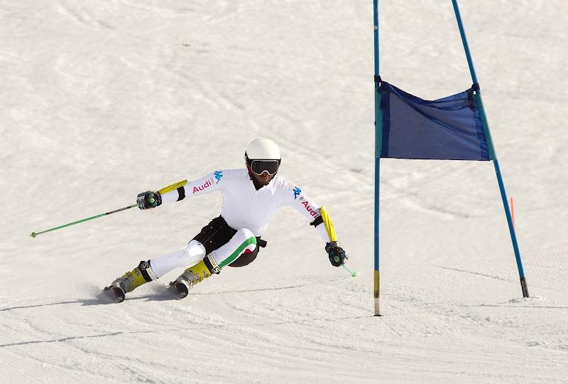 Lo sciatore di ______
