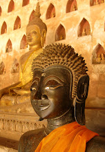 Photo: Buddha image (Wat Si Saket, Vientiane)