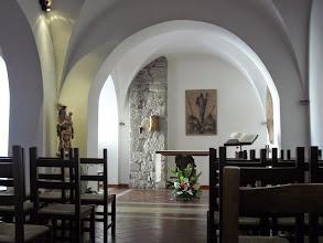 Photo: Cappella della preghiera quotidiana