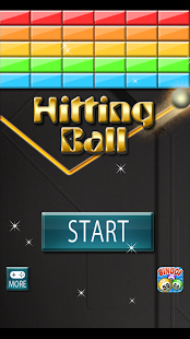 Hitting Ball- screenshot thumbnail