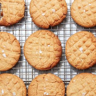 3-Ingredient Peanut Butter Cookies recipe | Epicurious.com.