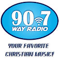 90.7 FM WAY Radio icon