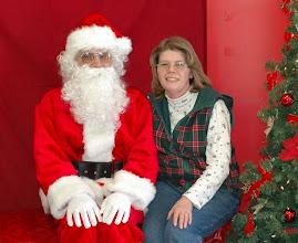 Photo: Santa Fred & Barbara