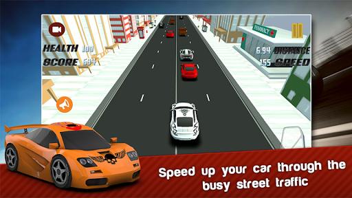 賽車遊戲必備免費app推薦 交通レーサー高速&激怒 3D線上免付費app下載 3C達人阿輝的APP
