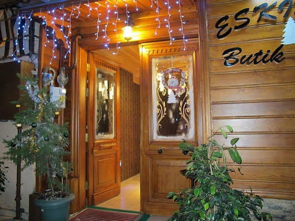 Buyukada Eskibag Boutique Class Hotel