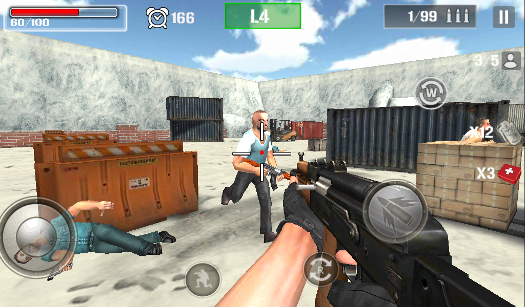 Shoot Hunter-Gun Killer- screenshot
