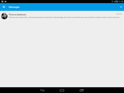 Wi-Fi Talkie- screenshot thumbnail