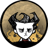 Characters in Don't Starve