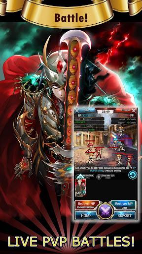 Eternal Wars  captures d'u00e9cran 1