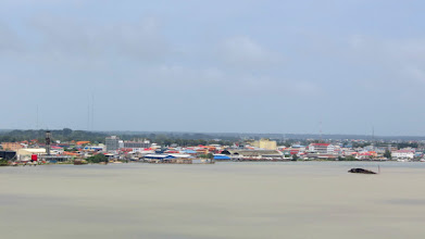 Photo: Paramaribo - Suriname River