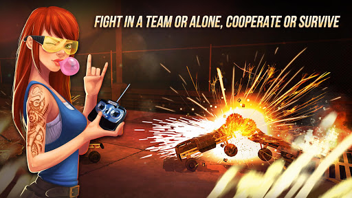 免費下載動作APP|Robot Fighting 2 app開箱文|APP開箱王