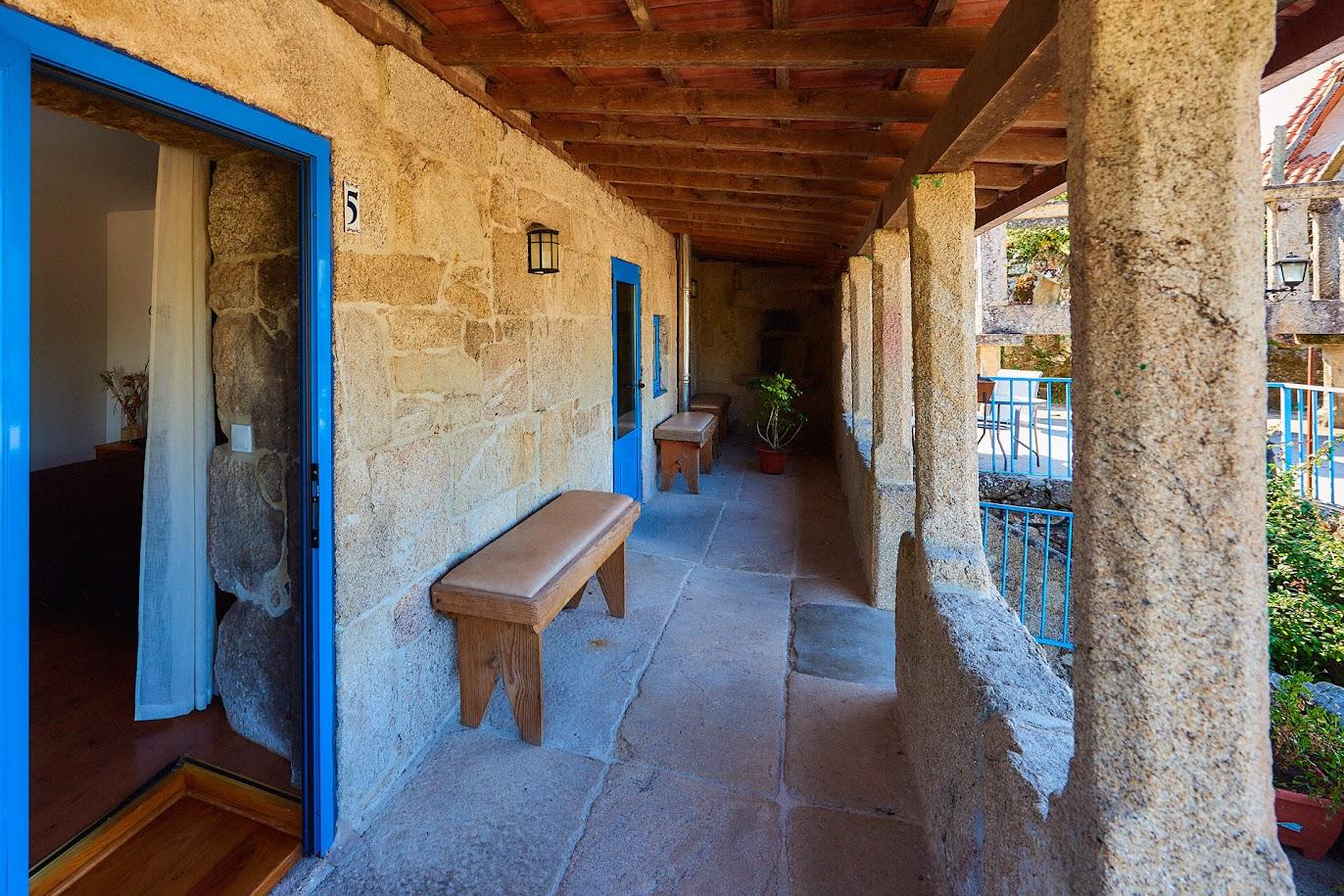 Venta casa rural r as baixas con varias edificaciones - Casa rural rias baixas ...