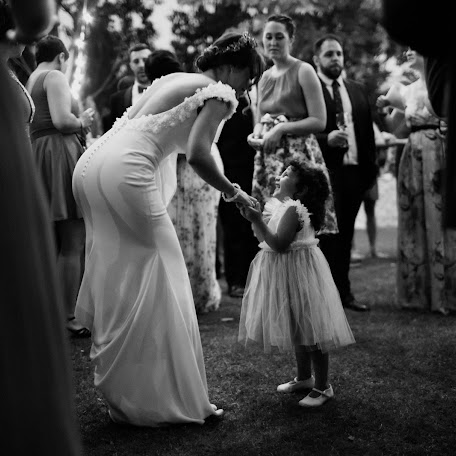 Wedding photographer Albert Pamies (albertpamies). Photo of 25.10.2017