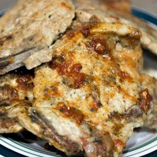 Keto Lime Pork Chops {Crock Pot Meals}.