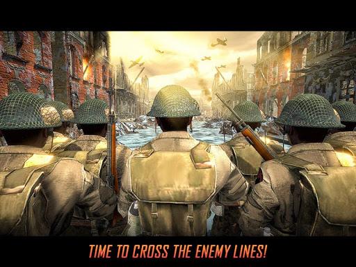 Call for War - Sniper Duty WW2 Battleground 2.3 screenshots 10