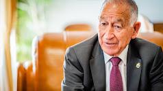 Gabriel Amat, alcalde de Roquetas de Mar.
