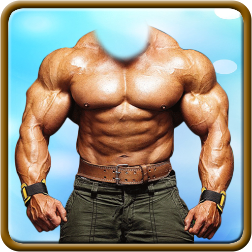 Body Builder : Photo Suit