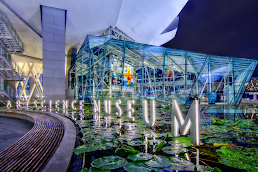 Attractions in Marina Bay