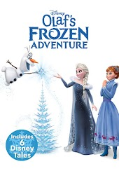 Olaf's Frozen Adventure Plus 6 Disney Tales