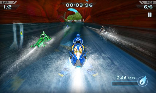 Powerboat Racing 3D screenshot 3
