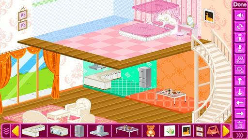 Princess New Doll House Design 1.1.6 screenshots 2