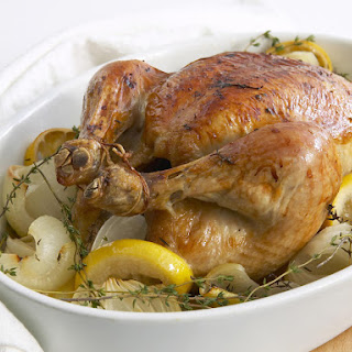 Lemon Thyme Roast Chicken