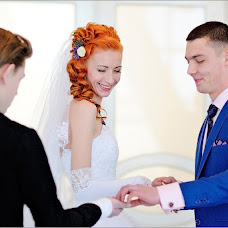 Wedding photographer Vasiliy Rusin (TAYGETA). Photo of 31.12.2014