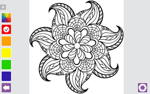 Mandala Coloring Book Adults - Apps on Google Play