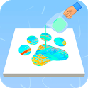 Acrylic Paint icon