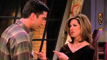 Ross und Rachel - Na endlich!