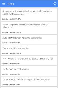 Kelowna News - náhled
