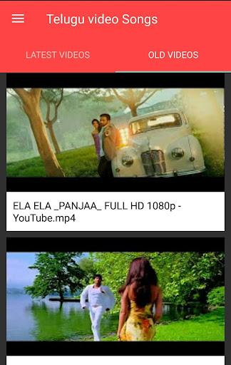download youtube video songs telugu