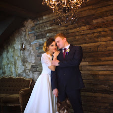 Wedding photographer Yuliya Isarkina (uliaisarkina). Photo of 24.01.2017