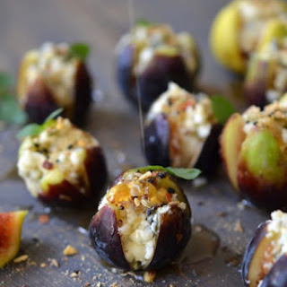 Cheese Stuffed Fig Recipes