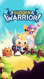 Sudden Warrior Plus (Tap RPG) Screenshot